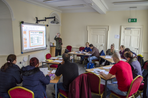 ESOL Classes January 2018
