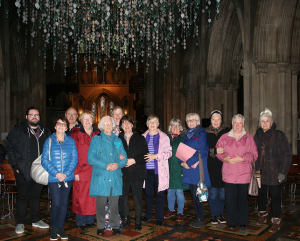 St Patrick's Cathedral Visit November 2018