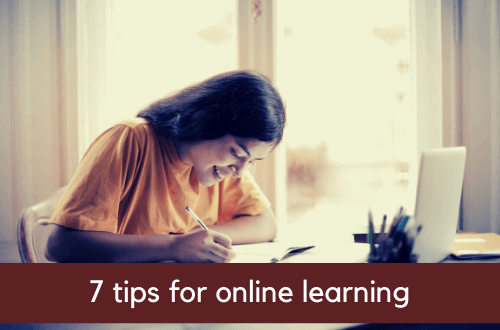 7-tips-to-improve-your-online-learning-experience